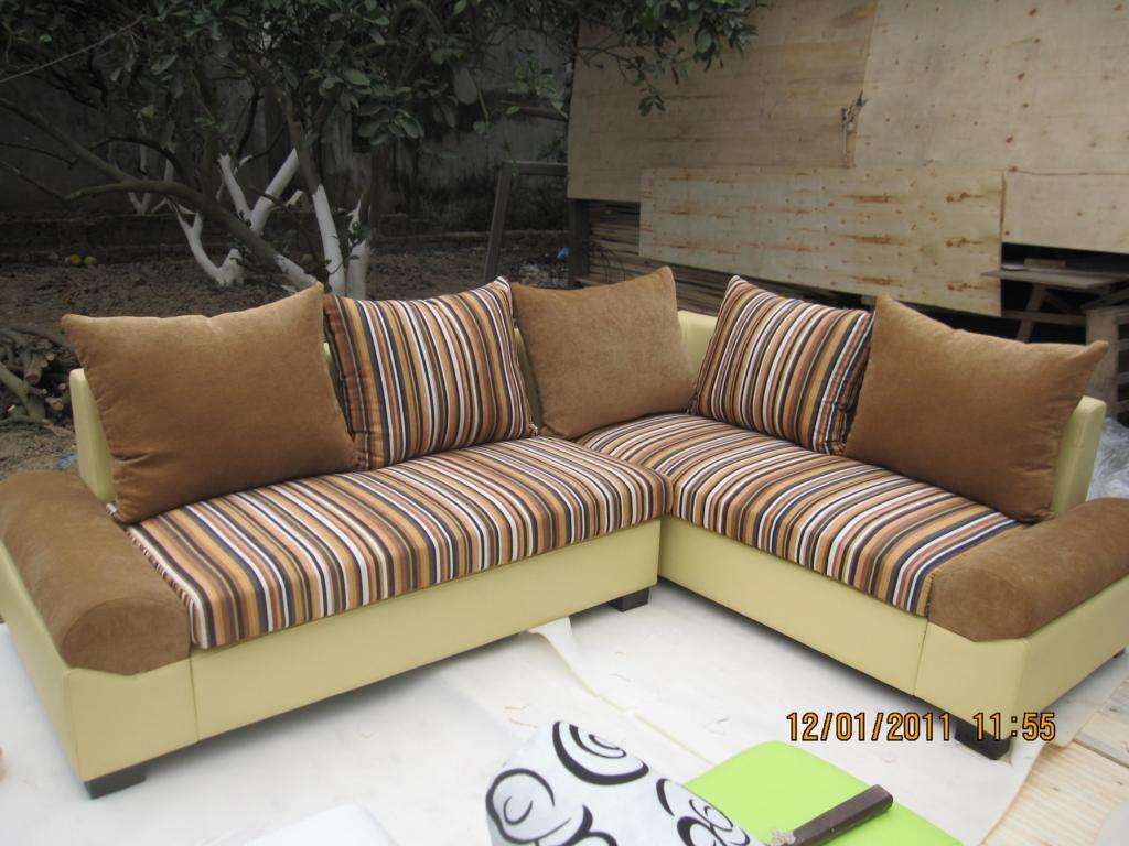 Bọc sofa chọn vải theo sở thích hợp với không gian