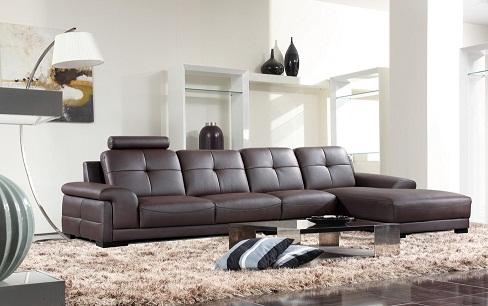 Bọc ghế sofa với chất liệu da cao cấp của Hàn Quốc