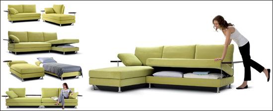 Mẫu sofa da phòng khách đa năng cao cấp 3