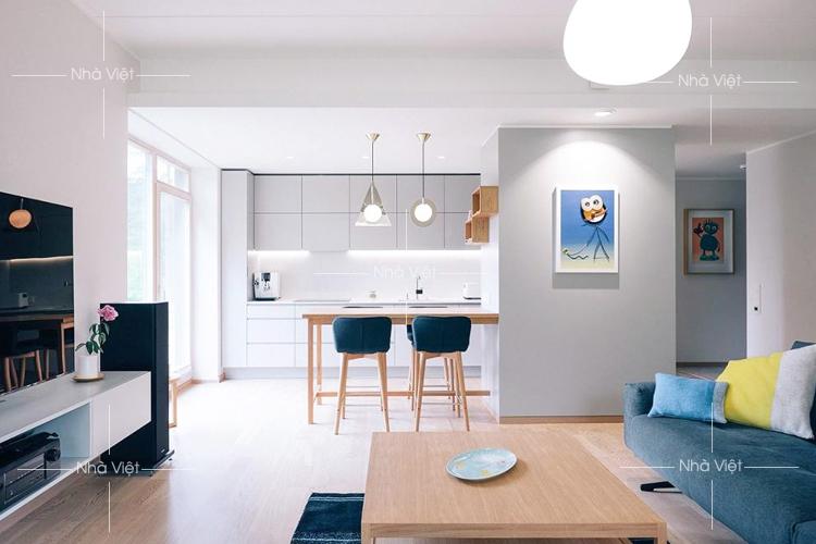 Một số lưu ý khi thiết kế nội thất phòng khách chung cư nhỏ
