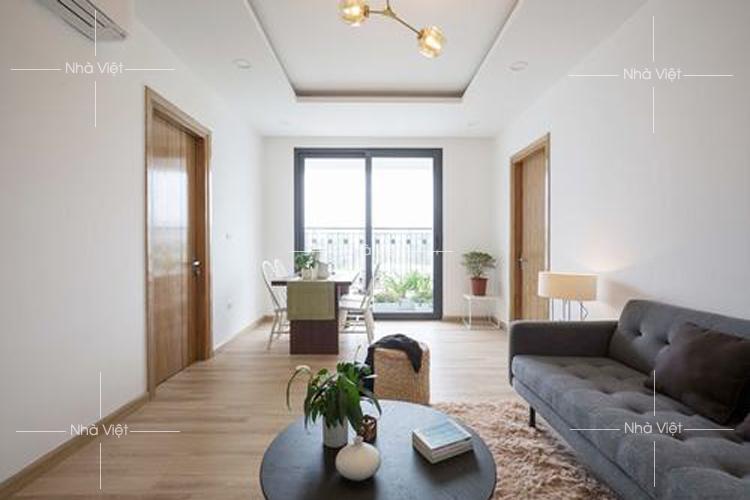 Thiết kế chung cư căn 2 phòng ngủ ngọn chi phí thấp