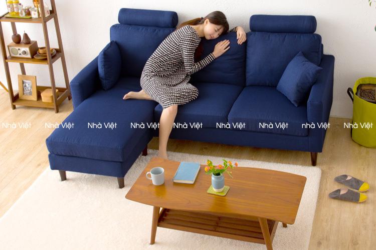 Sofa nỉ 812