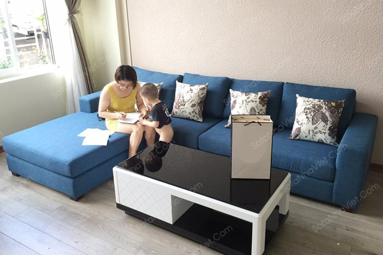 Sofa vải mã 427