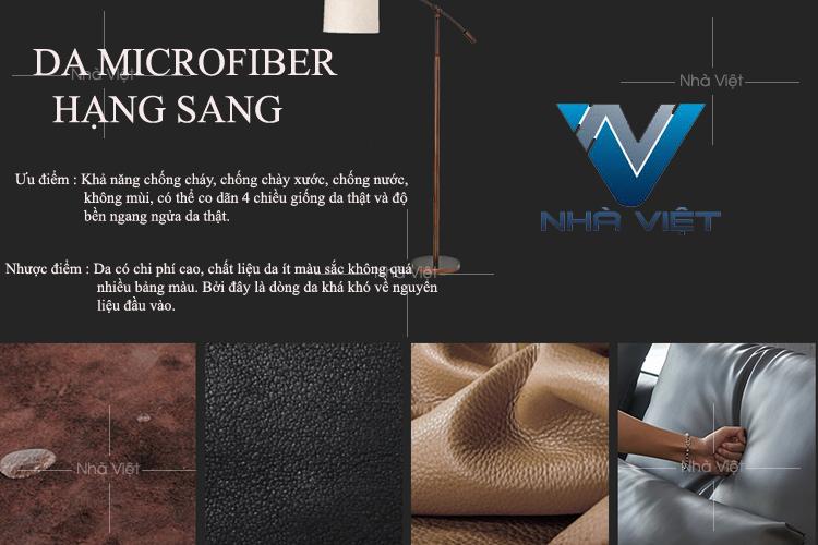 Đóng mới sofa dòng da nào thì tốt và chất lượng hiện nay