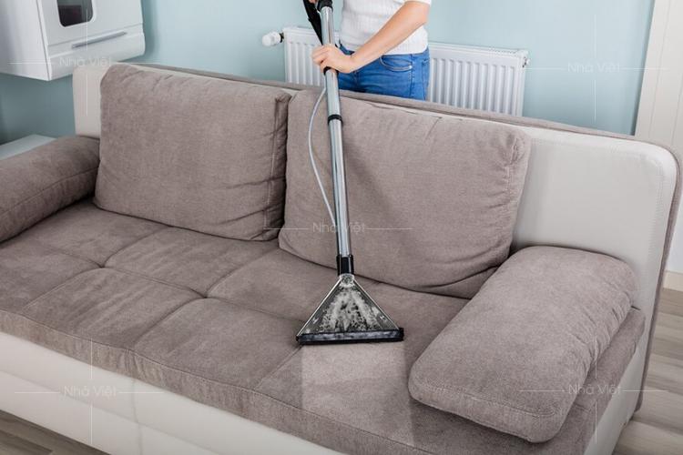 Với 06 cách làm này bộ sofa da luôn sạch và bền đẹp