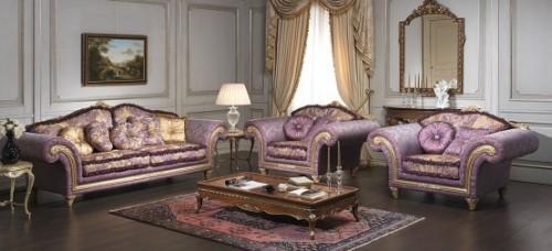 Sofa cổ điển mã 03