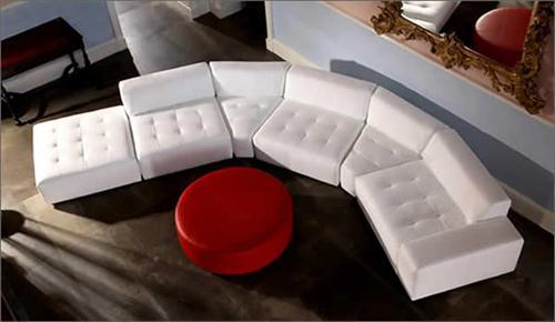 Sofa phong cách mã 55