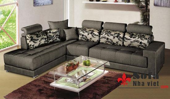 Sofa vải mã 414