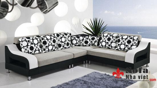 Sofa vải mã 415