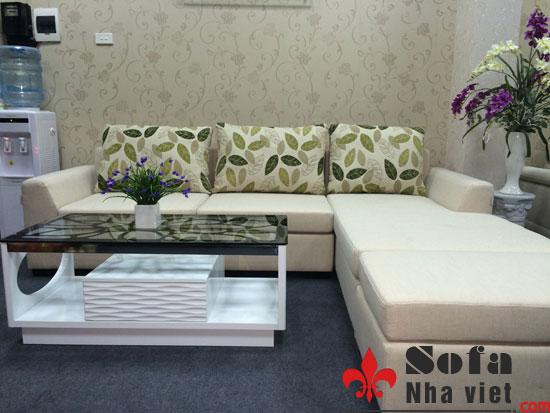 Sofa vải mã 422